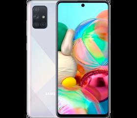 Samsung Galaxy A71 6/128 GB White (Белый)