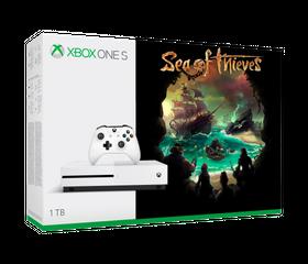 Игровая консоль Xbox One S 1 TB + Sea of Thieves (234-00334)