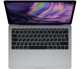 "Apple MacBook Pro 13"" (2017) Core i5 2,3 ГГц, 8 GB, 128 GB SSD, «Space Gray» [MPXQ2]"