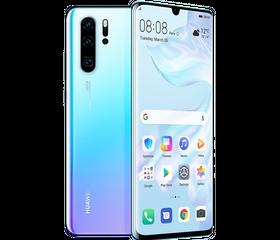 Huawei P30 Pro 8/256 GB Breathing Crystal (Светло-голубой)