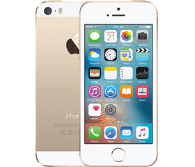 iPhone SE 64 GB Gold
