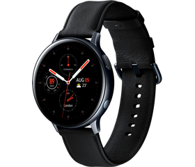 Samsung Galaxy Watch Active 2 40 мм (Сталь, Чёрный)