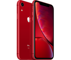 Apple iPhone XR 64 GB (PRODUCT)RED™