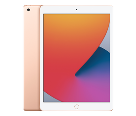 "Apple iPad 10.2"" 2020 Wi-Fi 128 GB Золотистый MYLF2"