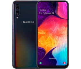 Samsung Galaxy A50 4/64 GB Black (Чёрный)