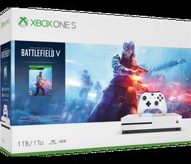 Игровая консоль Xbox One S 1 TB + Battlefield V