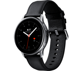 Samsung Galaxy Watch Active 2 40 мм (Сталь, Серебристый)