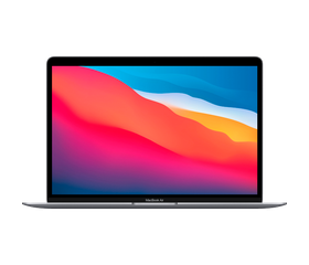 "Apple MacBook Air 13"" M1 2020 3,2 Мгц, 16 GB, 256 GB SSD, «Space Gray» [Z1240004P]"