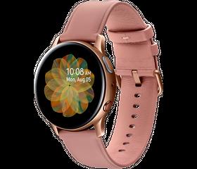 Samsung Galaxy Watch Active 2 44 мм (Сталь, Золотистый)