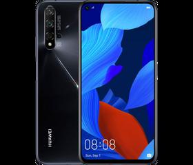 Huawei Nova 5T 6/128 GB Чёрный