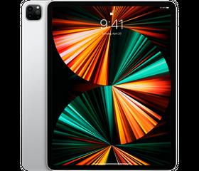 "Apple iPad Pro 12.9"" M1 2021 Серебристый 512 GB Wi-Fi+4G (MHR93)"