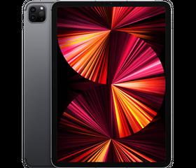 "Apple iPad Pro 11"" M1 2021 Серый Космос 256 GB Wi-Fi+4G (MHW73)"