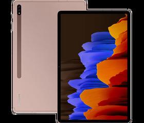 Samsung Galaxy Tab S7+ Wi-Fi 6/128 GB Бронза