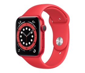 Apple Watch Series 6 44 мм Алюминий (PRODUCT)RED/Красный M00M3RU-A