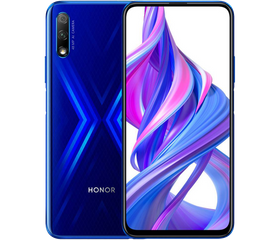 HONOR 9X 6/128 GB Сапфировый синий