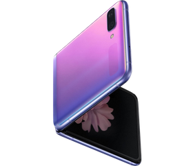 Samsung Galaxy Z Flip 8/256 GB Сияющий аметист