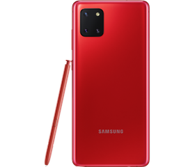 Samsung Galaxy Note 10 Lite 6/128 GB RED (Красный)
