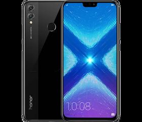 HONOR 8X 4/64 GB Black (Чёрный)