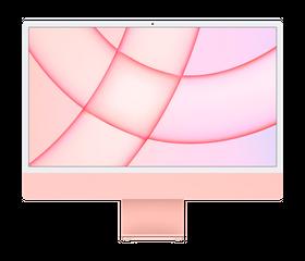 """Apple iMac M1 2021 24"""", 8 GB, 256 GB SSD, Розовый [MJVA3]"""