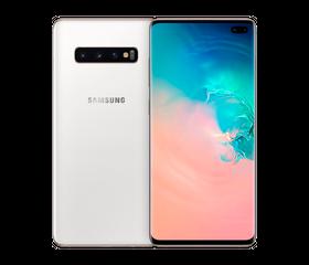 Samsung Galaxy S10 Plus 8/128 GB White Ceramic (Белая керамика)