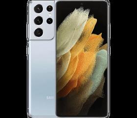 Samsung Galaxy S21 Ultra 5G SM-G9980 12/128 GB (Серебряный фантом)