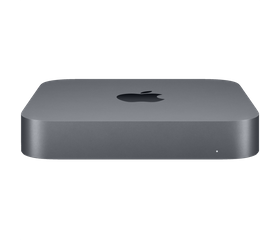 Apple Mac Mini 2020 Core i3 8100, 3,6 Мгц, 8 GB, 256 GB SSD, «‎Space Gray» [MXNF2]