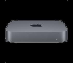 Apple Mac Mini 2020 Core i3 8100, 3,6 Мгц, 8 GB, 256 GB SSD, «Space Gray» [MXNF2]