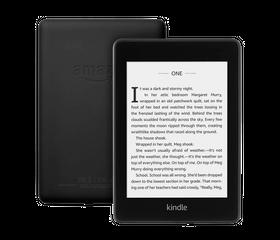 Amazon Kindle Paperwhite 2018 8 GB Чёрный