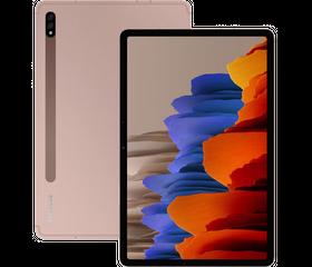 Samsung Galaxy Tab S7 T870 Wi-Fi 6/128 GB Бронзовый