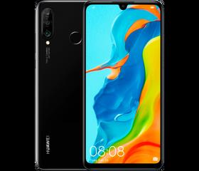 Huawei P30 Lite 6/256 GB Midnight Black (Полночный Чёрный)