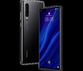 Huawei P30 6/128 GB ELE-L29 Black (Чёрный)