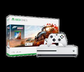 Игровая консоль Xbox One S 1 TB + Forza Horizon 4