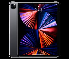 "Apple iPad Pro 12.9"" M1 2021 Серый Космос 128 GB Wi-Fi+4G (MHR43)"