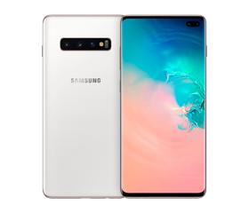 Samsung Galaxy S10 Plus 12 GB/1 TB White Ceramic (Белая керамика)
