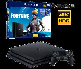 Игровая консоль Sony PlayStation 4 PRO 1 TB (PS4 PRO) + Игра Fortnite