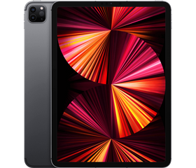 """Apple iPad Pro 11"""" M1 2021 Серый Космос 128 GB Wi-Fi (MHQR3)"""