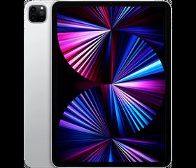 """Apple iPad Pro 11"""" M1 2021 Серебристый 128 GB Wi-Fi (MHQT3)"""
