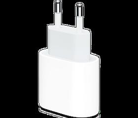 Сетевое зарядное Apple 18W USB-C Power Adapter MU7V2ZM/A