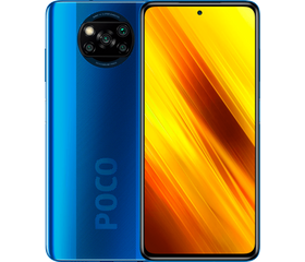 POCO X3 NFC 6/64 GB Синий