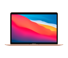 "Apple MacBook Air 13"" M1 2020 3,2 Мгц, 8 GB, 512 GB SSD, «Gold» [MGNE3]"