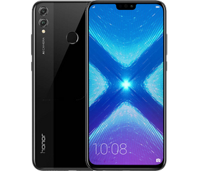HONOR 8X 4/128 GB Black (Чёрный)