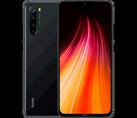 Xiaomi Redmi Note 8 4/64 GB Black (Чёрный)