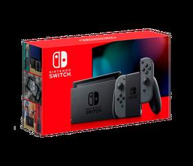 Игровая консоль Nintendo Switch Серый