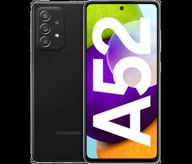Samsung Galaxy A52 SM-A525F/DS 4/128 GB (Чёрный)