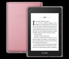 Amazon Kindle Paperwhite 2018 8 GB Розовый