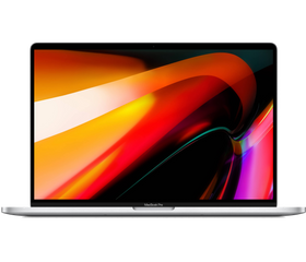 "Apple MacBook Pro 16"" (2019) Core i7 2,6 ГГц, 16 GB, 512 GB SSD, «Silver» [MVVL2]"