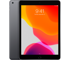 "Apple iPad 10.2"" 128 GB Space Gray MW772"