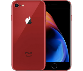 iPhone 8 64 GB (PRODUCT)RED™