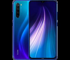 Xiaomi Redmi Note 8 4/128 GB Blue (Синий)