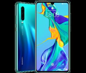 Huawei P30 6/128 GB ELE-L29 Aurora (Северное сияние)